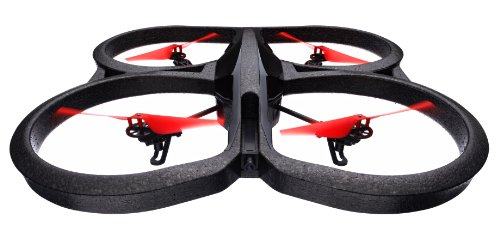AR Drone 2.0 Red