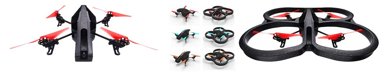 AR Drone Repair Tips